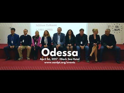 Riitta Malkamäki - Description of a more satisfactory furture - EANLPt Conference Odessa
