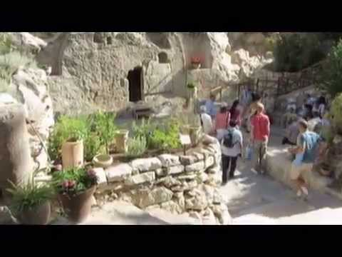 Garden Tomb & Gordon's Calvary: Where Jesus Rose Again?  - Holy Land, Israel (Jerusalem)