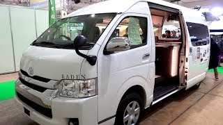 ☀ TOYOTA HIACE SUPER LONG BADEN   トヨタ ハイエース スーパーロング 特装車 バーデン  キャンピングカー Camping car