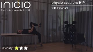 physio session: HIP