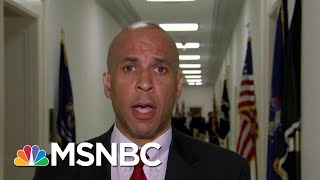 'Shameful': Booker Slams 'Blase' Mitch McConnell On 9/11 Money | The Beat With Ari Melber | MSNBC