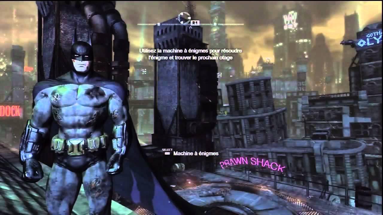 Walkthrough batman arkham city episode 17 - YouTube