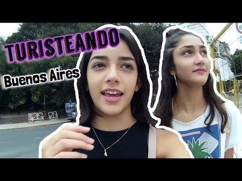 TURISTEANDO POR BUENOS AIRES! - 04/02/17