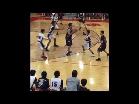 8th Grade Basketball Finals||Old Orchard Junior High School (OOJH) vs McCraken