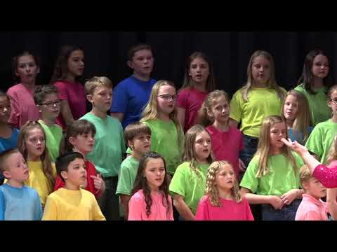 Hahira Elementary School Choir Spring Concert 2019 HES