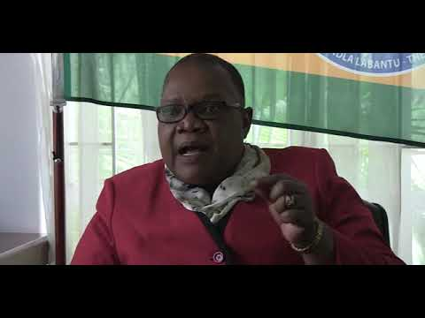 """My experince in gov makes me the best candidate"" Joice Mujuru 2018 presidentila candidate"