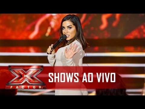 Essa Anitta é Louca | X Factor BR