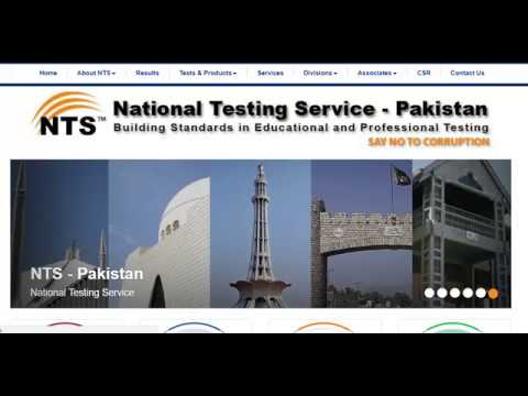 GAT NTS Sample Paper, Guess Paper GAT Gen Jan 2018, presented by  AleemAcademy