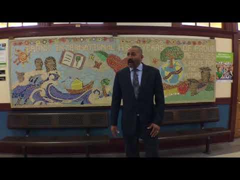 VIL New York City Schools Admin Video: Bronx International high School