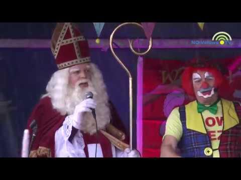 Intocht Sinterklaas in Hattem 2017