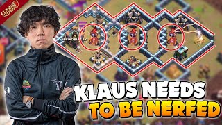 Klaus DESTROYED all 3 Inferno Towers with THIS trick