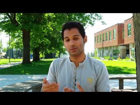 Three Things:  Fahad on Spokane Community College