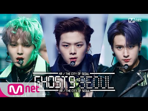 [GHOST9 - SEOUL] Comeback Stage |#엠카운트다운 | M COUNTDOWN EP.701 | Mnet 210311 방송