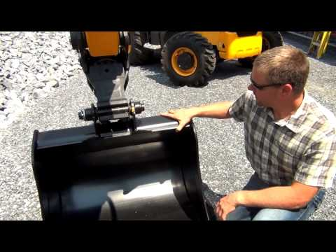 JCB 3CX Backhoe Walkaround with Matt Lisowski Stephenson Equipment