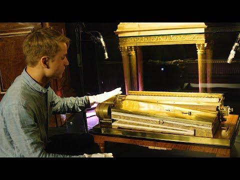 "Earliest ""recording"" in music history! - 220 year old Joseph Haydn Organ"