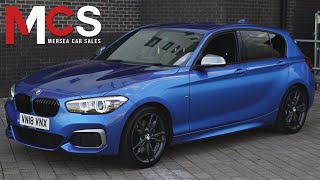 BMW 1 Series 3.0 M140i Shadow Edition // Mersea Car Sales
