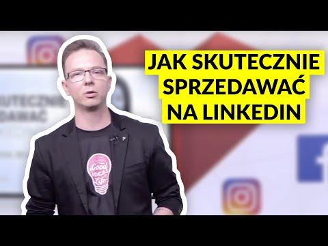 Jak skutecznie sprzedawać na Linkedin Kamil Mirowski