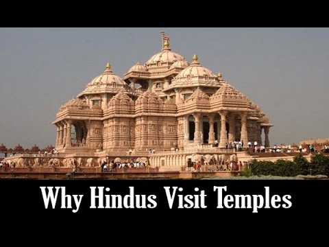 Why Hindus Visit Temples In India | Scientific Reason | In Indian Culture