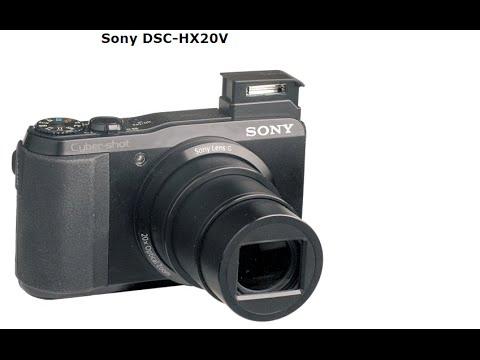 Фотоаппарат Sony DSC-HX20V : Краткий обзор