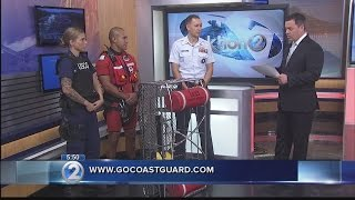 Want a career in the U.S. Coast Guard?