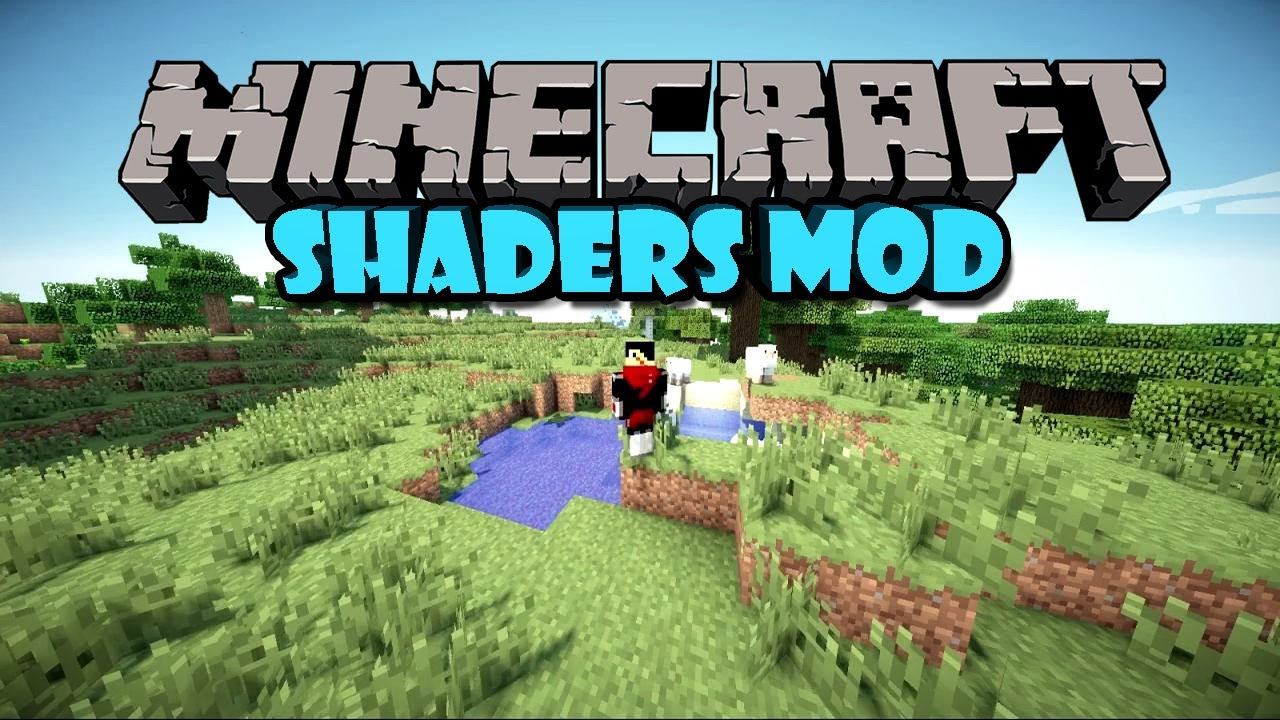 Minecraft | Testing out Shaders Mod - YouTube