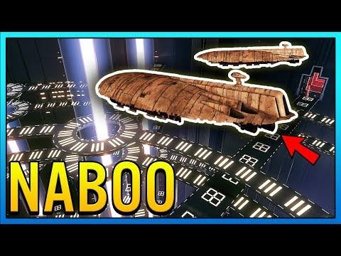 NABOO GENERATOR ROOM Secrets EXPLORED - Star Wars Battlefront 2 Out of Map