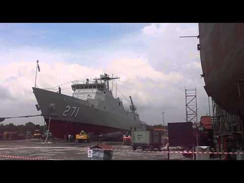 Malaysian Defence - PCU Gagah Samudera