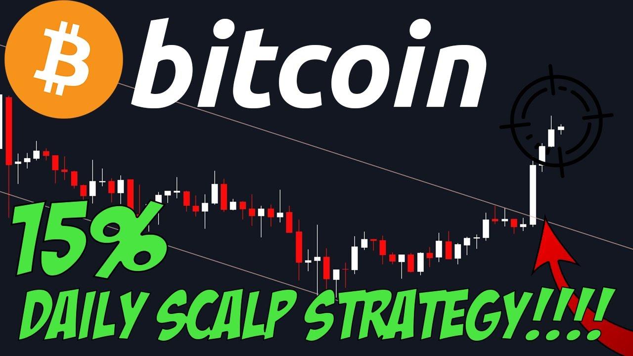 bitcoin scalping stratégia