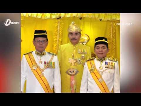 Anugerah 'Sultan Melaka' Tidak Diiktiraf