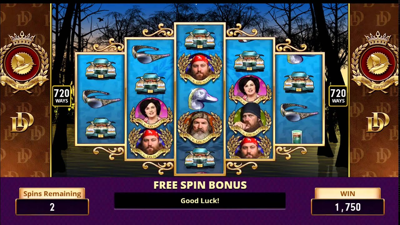 Duck Dynasty Slot Machine - Try the Online Game for Free Now