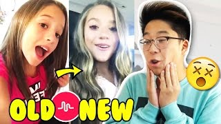 Mackenzie Ziegler Musical.ly | First and Last 10 Musicallys of Musers REACTION