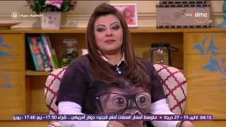 السفيرة عزيزة - شاهد كيف نجحت الفنانة / هالة صدقي في إستضافة النجمة / سماح أنور