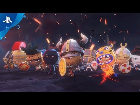 World of Warriors – Launch Trailer | PS4