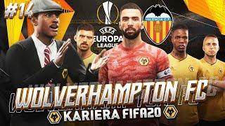 FIFA 20 | KARIERA WOLVES #14 - CZAS NA ĆWIERĆFINAŁ!