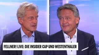 Fellner! Live mit Peter Westenthaler und Josef Cap