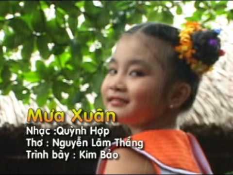 Mưa Xuân-Nhạc: Quỳnh Hợp-Thơ: Lãm Thắng-Trình bày: Ca sĩ Kim Bảo