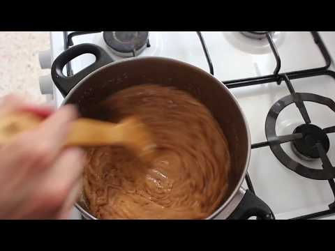 How To Make Classic Hard English Toffee