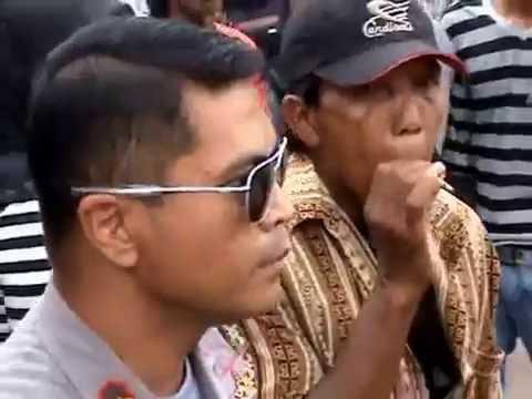 Kotabumi-Bos Ditahan Kejaksaan Karyawan Bijay Demo