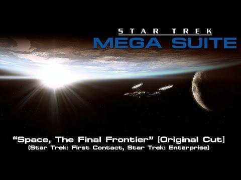Star Trek Mega Suite 1: Space, The Final Frontier [Original Cut]