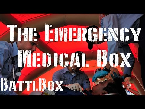Emergency Medical Box: Battlbox Mission 12