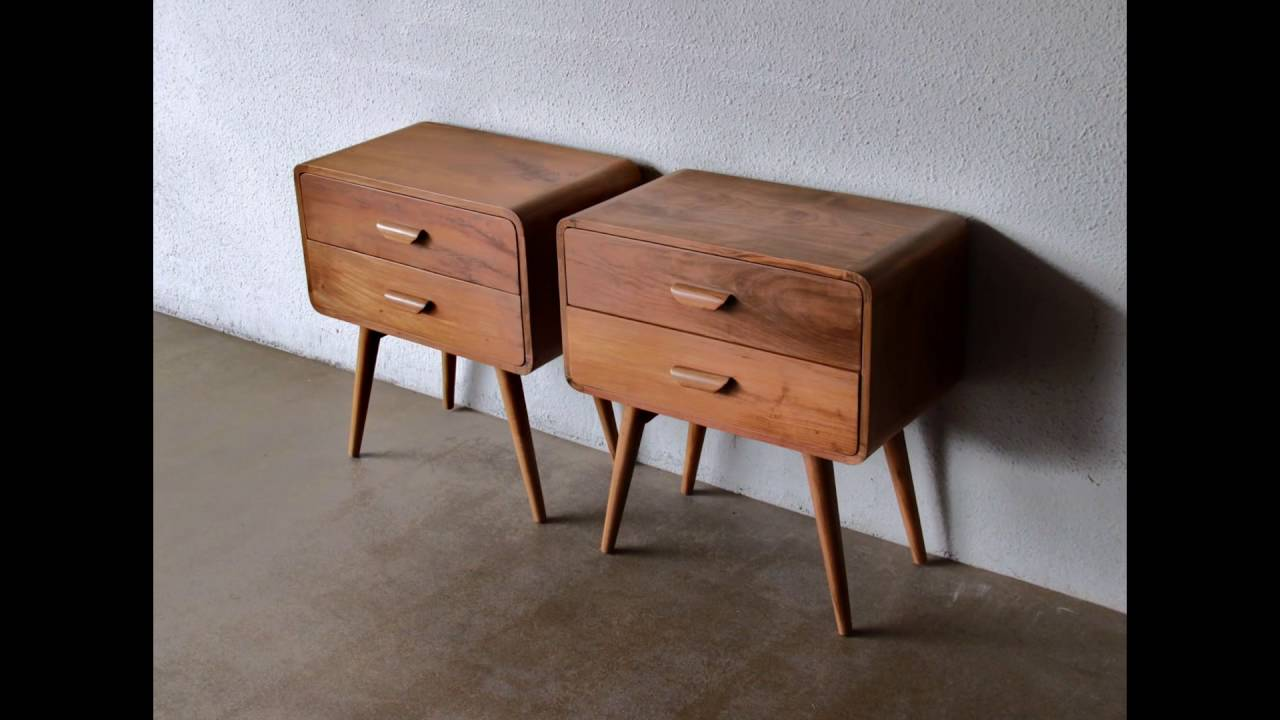 Furniture With Rounded Edges