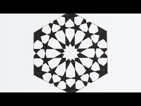 Geometric pattern - YouTube
