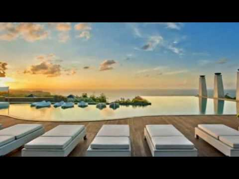 BANYAN TREE UNGASAN HOTEL   HOTEL INTERIOR DESIGN WITH AMAZING INDIAN OCEAN PANORAMA