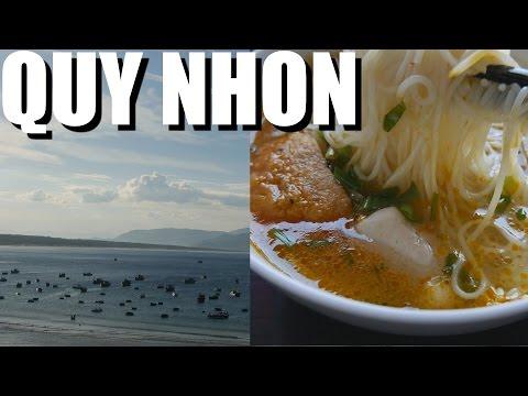 Vietnam's Unknown Beach City of QUY NHON.