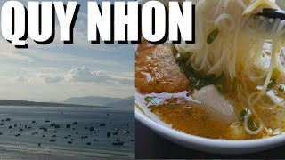 Vietnam's Unknown Beach City of QUY NHON. Kyle Le Dot Net Vlog #44