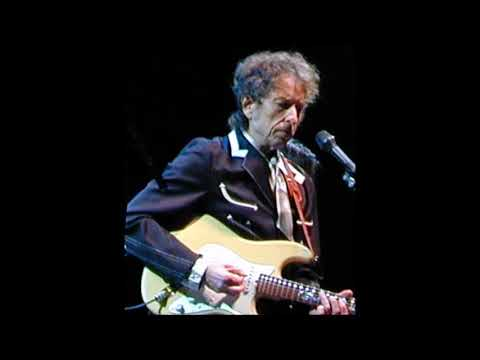 Bob Dylan - Man of Peace (last ever, Newcastle 2000)