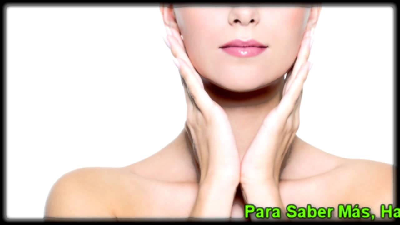 Ejercicios para eliminar la papada del cuello