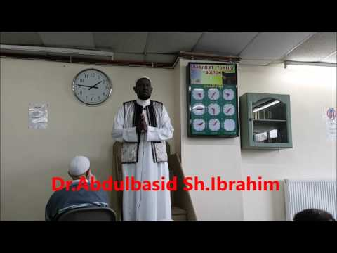 SIDEE UGU DIYAARGAROWNAA BISHA RAMADAAN : Abdulbasid Sh.Ibrahim