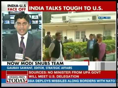 After Meira Kumar & Rahul Gandhi, Modi snubs US delegation