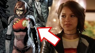 The Origins of Nora Allen! Comic History Explained! - The Flash Season 5